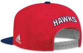 adidas Atlanta Hawks NBA OC Wool Snapback Hat