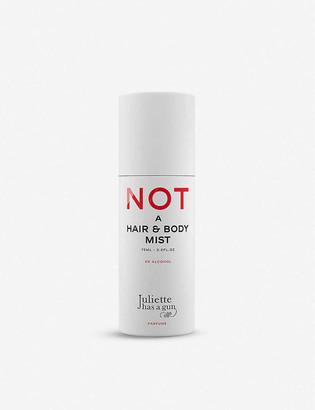 Juliette Has a Gun Not a Hair and Body Mist 75ml