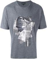 Emporio Armani printed T-shirt