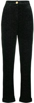 Balmain Glitter Trousers