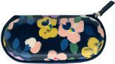 Cath Kidston Large Painted Pansies Zip Around Glasses Case