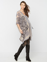 A Pea in the Pod Tie Front Maternity Blouse
