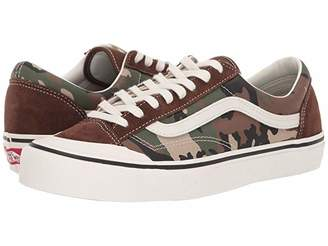 Vans Style 36 SF ((Nomad Camo) Camo/Marshmallow) Athletic Shoes