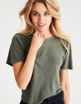 American Eagle Outfitters AE Puff-Sleeve T-Shirt
