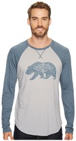 The North Face Long Sleeve Bearitage Baseball Tee Men's Long Sleeve Pullover