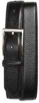 Nordstrom Men's Pebbled Leather Belt