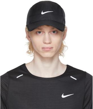 Nike Black Featherlight Tennis Cap