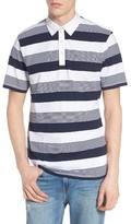 Vans Men's Chima Stripe Jersey Polo