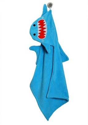 Zoocchini Toddler Towel, Sherman The Shark