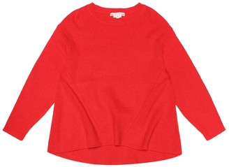 Bonpoint Wool and cotton-blend sweater