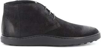Tod's Desert Lace-Up Boots