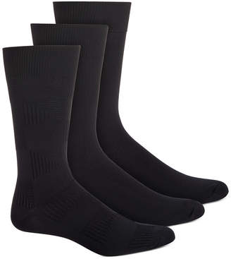 Perry Ellis Men 3-Pk. Microfiber Socks