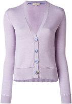 Etro button up cardigan - women - Cotton/Cashmere - 40