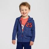 Cat & Jack Toddler Boys' Hooded Sweatshirt Cat & Jack - Blue