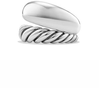 David Yurman Pure Form Two-Row Ring/17mm