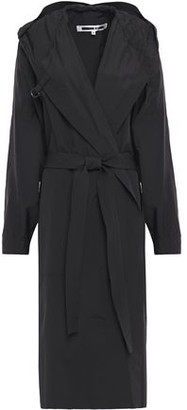 McQ Oversized Belted Shell Trench Coat