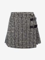 Alexander McQueen Mini Kilt Skirt