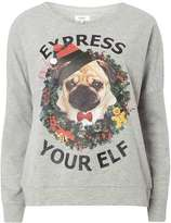 Only **Only Express yourELF sweater