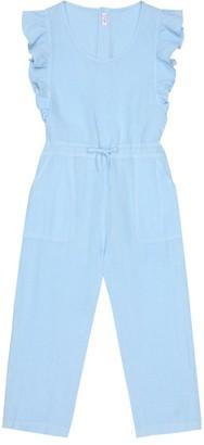 Il Gufo Linen jumpsuit