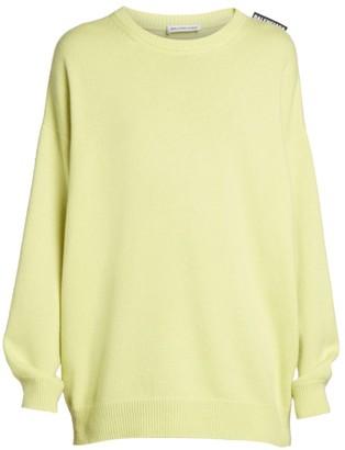 Balenciaga Oversized Cashmere Sweater