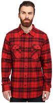 RVCA Standoff Long Sleeve Flannel