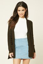 Forever 21 FOREVER 21+ Button-Down Cardigan
