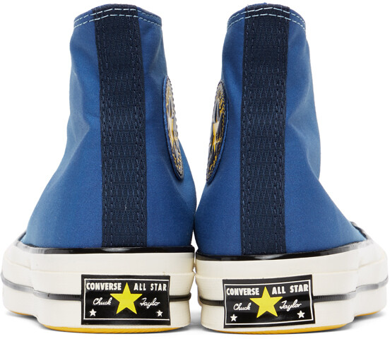 Thumbnail for your product : Converse Blue Gradient Chuck 70 High Sneakers