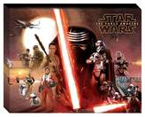 """Star Wars Episode 7: The Force Awakens Canvas - 18""""x14"""""""