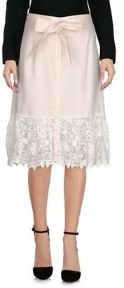 Miguelina Knee length skirt