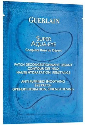 Guerlain Super Aqua 6-Piece Anti-Puffiness & Smoothing Eye Patch Set