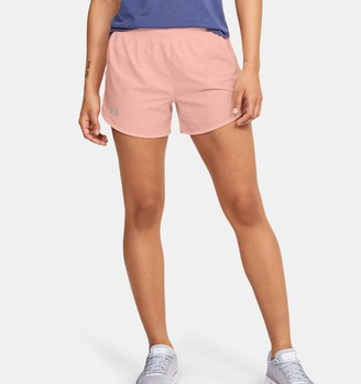 Under Armour Women's UA Fly-By 2.0 Cire Perforated Shorts