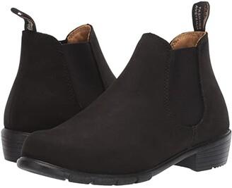 Blundstone BL1977 (Black Nubuck) Women's Boots