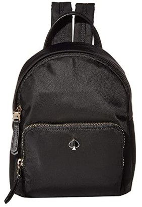 Kate Spade Taylor Small Backpack (Black) Backpack Bags