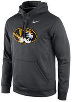 Nike Men's Missouri Tigers Performance Practice Hoodie