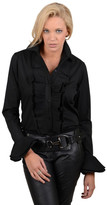Union of Angels Julia Shirt With Ruffle Detail 3679993477