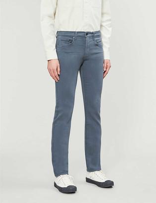 J Brand Kane straight-fit stretch-denim jeans