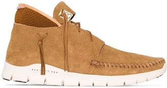 Visvim Lace-Up Leather Shoes
