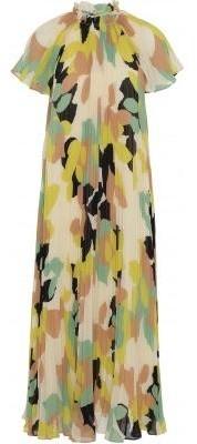 DAY Birger et Mikkelsen Riva Maxi Dress Sweet Lime - Multi / XS