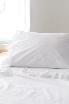 Urban Outfitters Ruffle Sheet Set