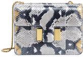Tom Ford Sienna Medium Python Shoulder Bag, Gold/Multi