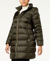 MICHAEL Michael Kors Size Packable Down Puffer Coat