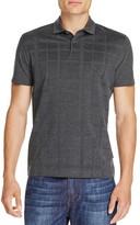 BOSS Press Check Regular Fit Polo Shirt