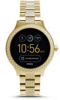 Fossil Gen 3 Smartwatch - Q Venture Gold-Tone Stainless Steel