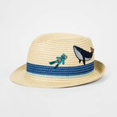 Cat & Jack Baby Boys' Fedora - Cat & JackTM Beige