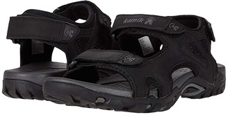 Kamik Milos (Black) Men's Shoes
