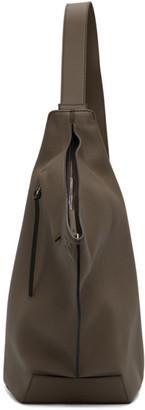Loewe Grey Small Anton Backpack