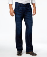 Joe's Jeans Men's Rebel Straight-fit Brooks Dark Blue Jeans