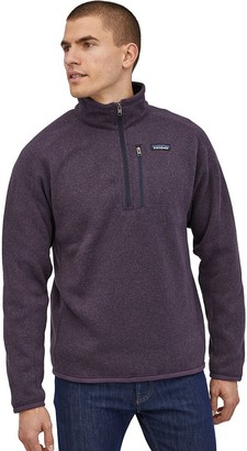 Patagonia Better Sweater 1/4-Zip Fleece Jacket - Men's