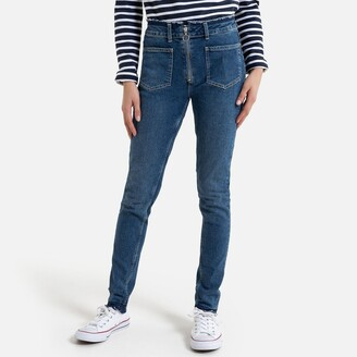 Pepe Jeans Mary Zip Straight Jeans