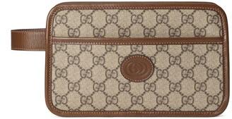 Gucci GG travel pouch with Interlocking G